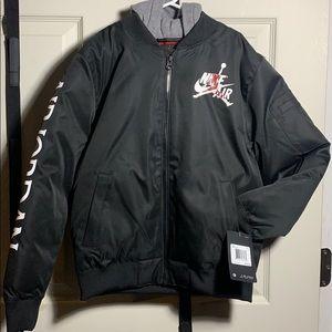Nike Air Jordan Boys Small 8/10 Puffer Coat